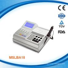 2015 Nuevo Analizador químico semiautomático Analizador químico Mindray MSLBA18W