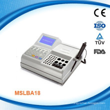 2015 New Semi-auto chemistry analyzer Mindray chemistry analyzer MSLBA18W
