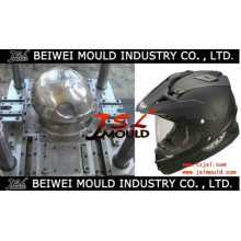 Molde do capacete da motocicleta da injeção plástica