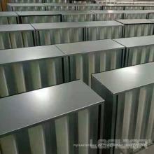 HEPA-Luftfilter der V-Bank für HVAC-Systeme mit starrer Box