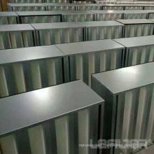 V-Bank HEPA Air Filter for Rigid Box HVAC System