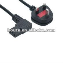 UK 3 Pin 13A Plug