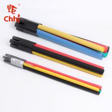 1 kV Schrumpfschlauch Kabel und Straightth durch Verbindung für 1 Kern zu 5 Kernen VPE-Kabel