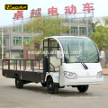EXCAR 2 seater sightseeing bus elctric car tour bus china mini bus golf cart trailers