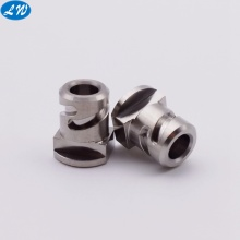 CNC steel lathe machining services supply precision parts