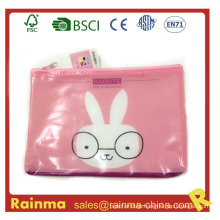 PVC Pencil Bag with Zip