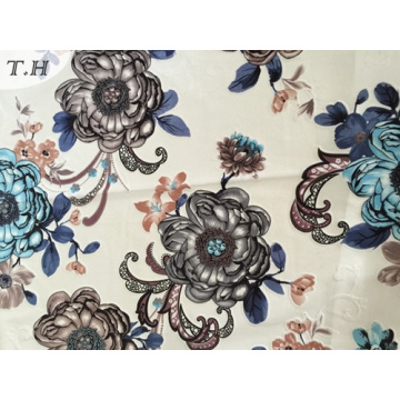 2017 Colorful Down Knit Velevt Fabric for Sofa Curtain (FEP010)
