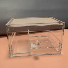Acrylic Makeup Sponge Storage Holder