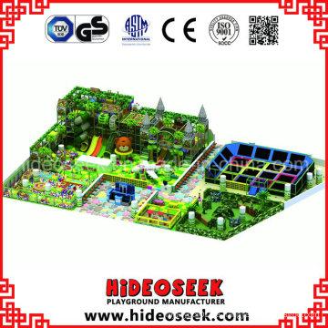 Kinder Indoor Spielplatz für Erholungszentrum