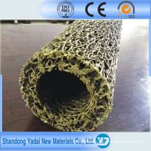 Круглый Тип Пластиковые композитные слепой канаву для отвода Свалочного