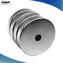 Powerful Industrial Sintered Rare Earth NdFeB Permanent Disc Shape Magnets