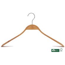 Atacado Thin Design sólido contraplacado especial laminado Hanger