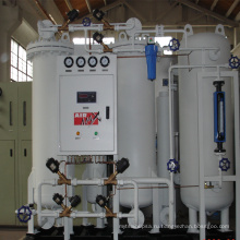 Подгонянная Емкость Очиститель PSA азота с углеродом