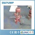 High Flow Vertical Submersible Water Sewage Electric Diesel Transfer Pump