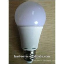 Super brilho A60 E27 levou lâmpada 9W