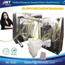 Molde de caixa plástica de armazenamento