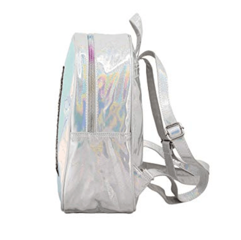 Glitter A Pattern Laser Backpack 3