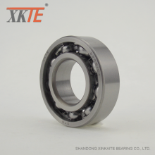 Steel Cage Shielded Ball Bearing For Conveyor Belalang