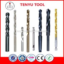 "High quality professional manufacturer HSS C05% 1/2"" Shank drill"