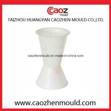 Molde de injecção popular do vaso de flor