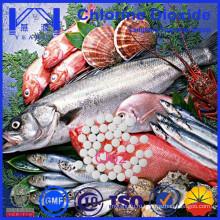 Таблетка с диоксидом хлора для системы рециркуляции аквакультуры