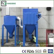 Side-Part Insert Flat-Bag Dust Collector-Metallurgy Production Line Air Flow Treatment