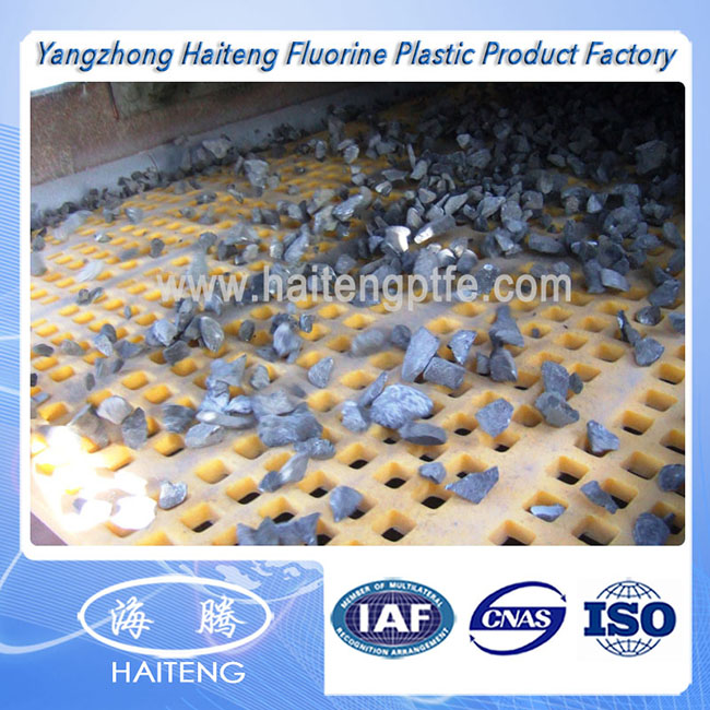 Pu Sieve Plate For Mining Industry