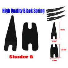 Professional Black Shader Tattoo Spring