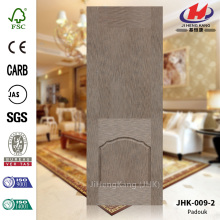Sale Factory Natural Padouk HDF Door Panel