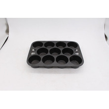 Cast Iron Pre-seasoned Cake Mould Bakeware