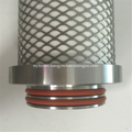 0.2um Ultrafilter Sterilizing Filter Air Filter Cartridge