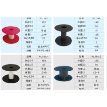 PC rouleaux/bobines de fils et câbles (bobines en plastique grandes)