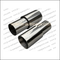 2.5INCH ROUND CONE EXHAUST TAIL PIPE TRIM TIP