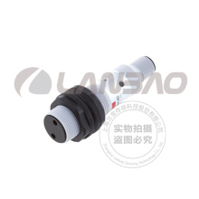 Plastic Cylinderical Retro Reflective Photoelectric Sensor (PR18S-E2 DC3/4)