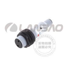 Пластиковый цилиндрический ретро-рефлексивный фотоэлектрический датчик (PR18S-E2 DC3 / 4)