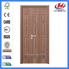 *JHK-013 24 Interior Door Modern Interior Doors Veneer Interior Doors