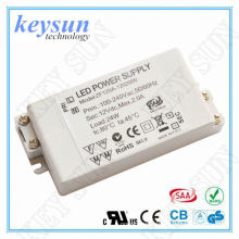AC-DC 6W 12V AC-DC Constant Voltage LED Driver (CE TUV UL CUL approved)