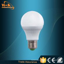 Novos produtos LED fonte 3W E27 LED Lâmpada