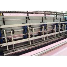 Компьютерная Yuxing Трансфер стежком блокировки мульти иглы стегальная машина