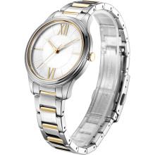 Reloj de cuarzo del nuevo estilo 2016, reloj de acero inoxidable Hl-Bg-112 de la manera