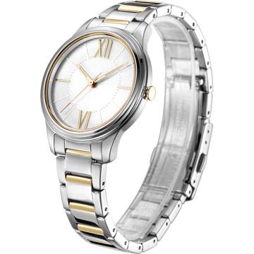 2016 New Style Quartz Watch, Fashion Stainless Steel Watch Hl-Bg-112