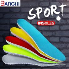 Zapatillas deportivas EVA Almohadillas Inserción zapatos plantillas Suela