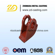 OEM Sand Casting for Machinery Elbow by High Manganese Steel