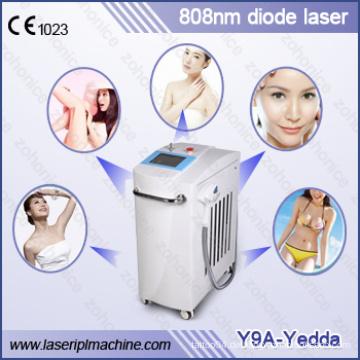 Y9a Neuestes populäres Fabrik-Preis-Vertikale 808 Dioden-Laser-Haarentfernungs-Maschine