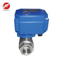 Fornecedor profissional DN15-DN32 válvula de controle de injeção elétrica de ventilação