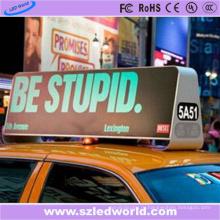 Р4 3Г дисплея СИД верхней части такси СИД небольшие знаки крыши