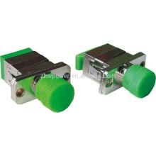 Однофазный одномодовый многомодовый медный оптоволоконный адаптер FC-SC Hybrid Simplex Duplex