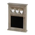 Grey Heart key box
