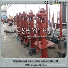 Metallgefütterte vertikale Spindel-Schlamm-Pumpe