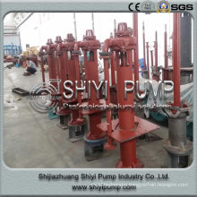Metal Lined Vertical Spindle Slurry Pump